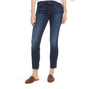 Jen 7 7FAMK High Waist Ankle Skinny Jeans Size 4
